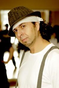 Tanzlehrer Driton Veliu